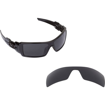 Best SEEK Replacement Lenses for Oakley Sunglasses OIL RIG - Multiple (Best Running Sunglasses 2017)