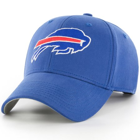 Men's Fan Favorite Royal Buffalo Bills Mass Basic Adjustable Hat - OSFA Buffalo Bills Autographed Helmets