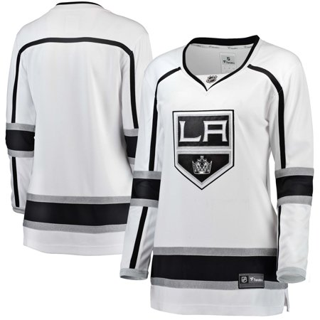 Los Angeles Kings Fanatics Branded Women s Away Breakaway Jersey - White -  Walmart.com b7cbe6815