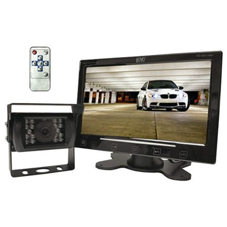 "BOYO VTC307M Backup Camera System, Heavy-Duty Camera and 7"" Monitor"