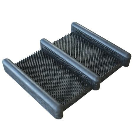 Duck Boot Scraper (AmeriHome Rubber Boot Scraper Mat)