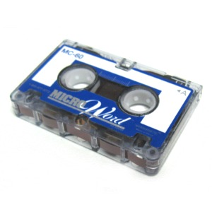 MC-60 Microcassette Tape MC60 Dictation Cassette