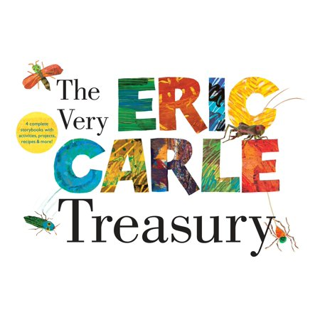 The Very Eric Carle Treasury - Eric Carle Animals