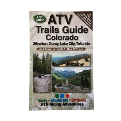 Atv Trails Guide : Colorado: Silverton, Ouray, Lake City,