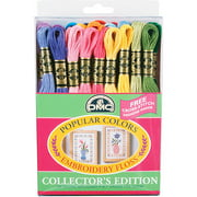 DMC Color Embroidery Floss in 8.7-Yard Skeins, 36-Pack