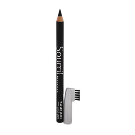 Sourcil Precision Eyebrow Pencil - # 01 Noir Ebene by Bourjois for Women - 0.04 oz Eyebrow Pencil - image 3 de 3