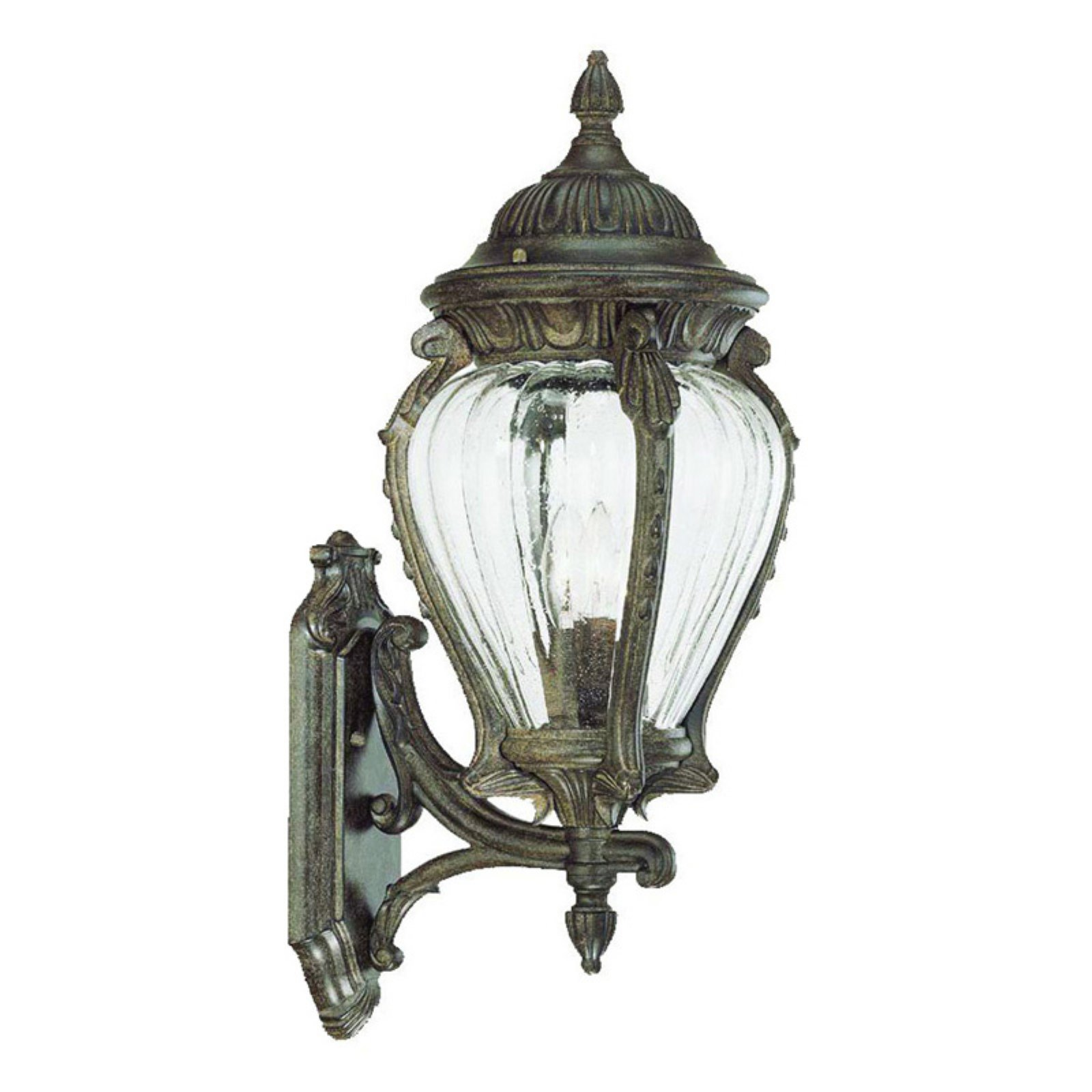 Acclaim Lighting Nottingham 3 Light Outdoor Wall Mount Light Fixture
