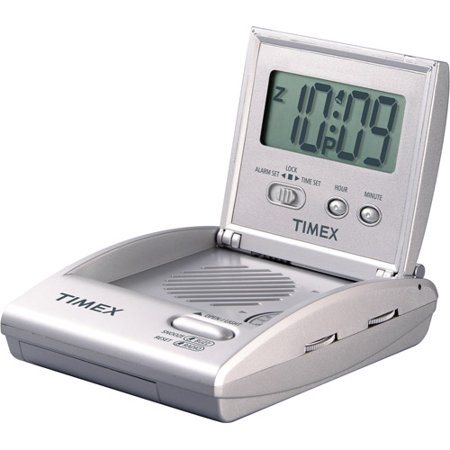 timex t315sx travel lcd alarm clock radio. Black Bedroom Furniture Sets. Home Design Ideas