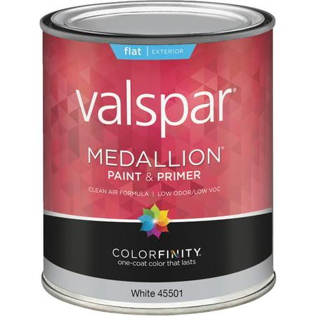 Valspar Medallion 100 Acrylic Paint Primer Flat