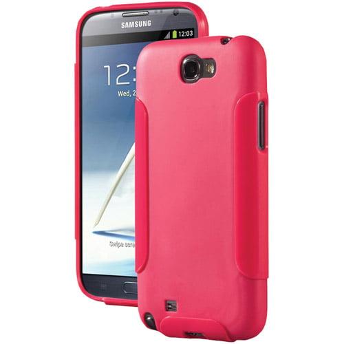 DBA CASES 639713196047 Samsung(R) Galaxy Note(R) II Ultra TPU Case (Pink)