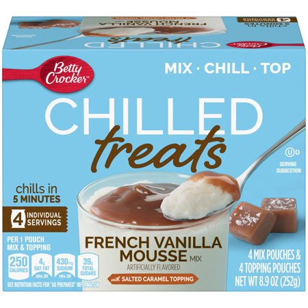 Betty Crocker Chilled Treats French - Cheesecake Mousse