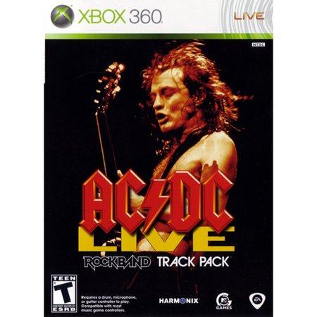 Refurbished Electronic Arts AC/DC LIVE: Rock Band Track Pack (Xbox 360)