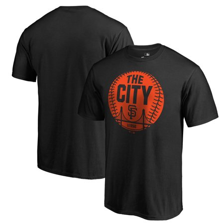 San Francisco Giants Fanatics Branded Big & Tall City Ball Hometown Collection T-Shirt - - Halloween Balls In San Francisco
