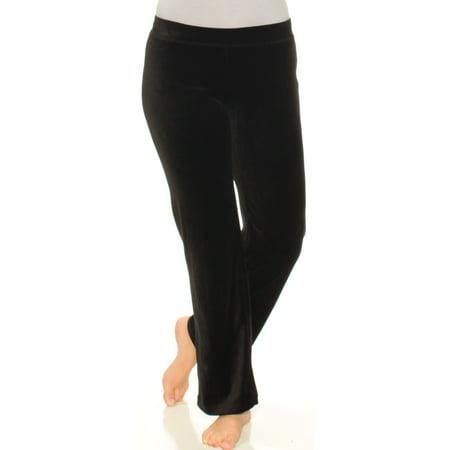 STYLE & COMPANY Womens Black Active Wear Pants Petites  Size: (Woman Petite Activewear)