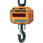 CAS 10-THD Caston III Digital Crane Scale  20000 lbs x 5 lb