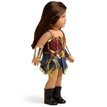 sweet dolly Doll Clothes Wonder Girl Princess Diana Costume for 18 Inch American Girl Dolls - image 3 of 3
