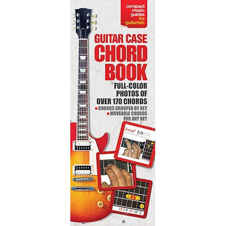 The Guitar Case Chord Book in Full Color : Compact Reference Library
