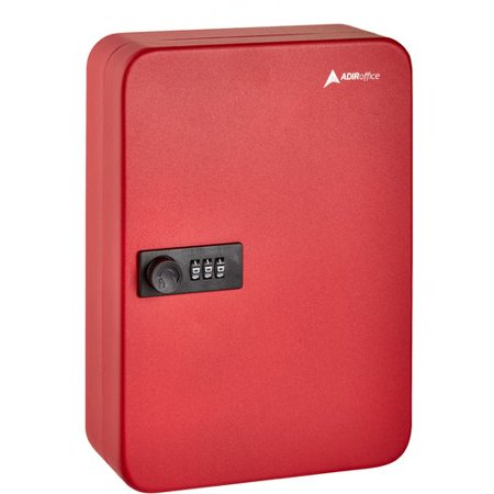 AdirOffice Secure 48 Key Cabinet with Combination Lock ()