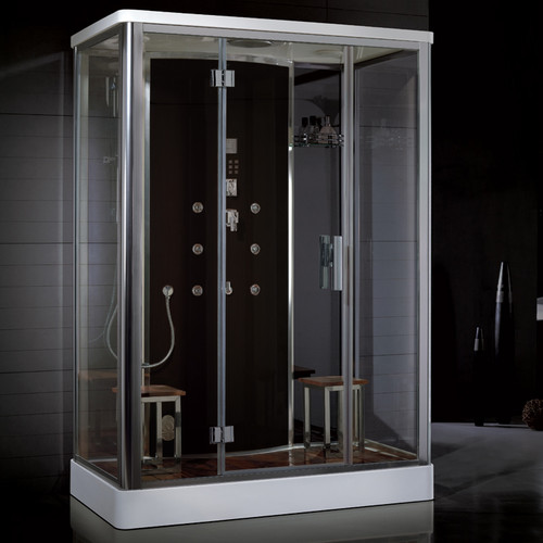 Steam Shower with 2-Stool