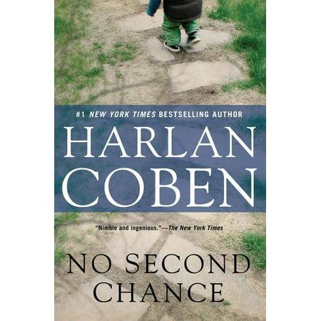 No Second Chance : A Suspense Thriller