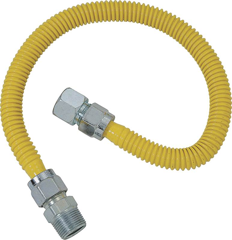 GAS CONNECTOR 3/4FIPX3/4MIPX48