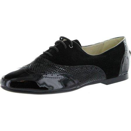Venettini Girls 55-Louis Dress Oxfords Flats Shoes