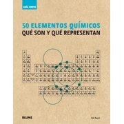50 elementos qumicos : Qu son y qu representan