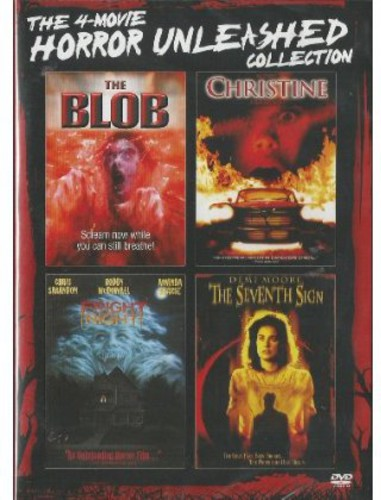 4-MOVIE HORROR UNLEASHED COLLECTION (DVD 2DISCS WS 2.35 1.85) (DVD) by Sony Pictures Home