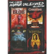 4-MOVIE HORROR UNLEASHED COLLECTION (DVD/2DISCS/WS/2.35/1.85) (DVD) - Halloween Horror Movies On Netflix