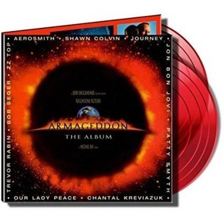 Armageddon  The Album  Vinyl