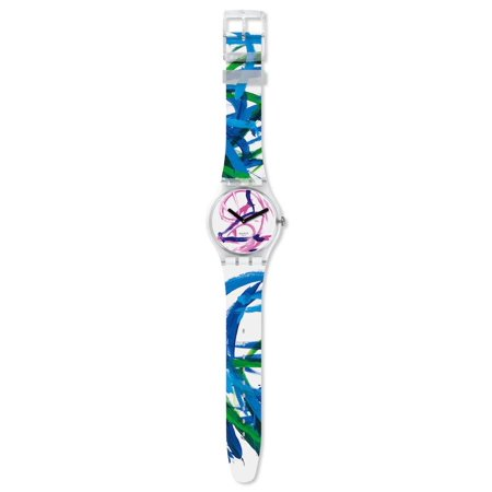 Swatch Flying Pig by Ms. Pigcasso Limited Edition 240/2019 Watch New with Box (Microsoft Watch)