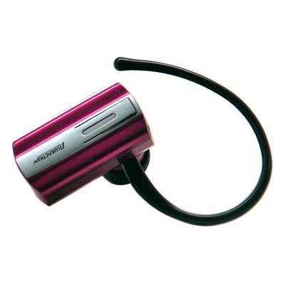 Mini Wireless Bluetooth Headset/ Handsfree for LG G5, G4, G2, G3, V10, Optimus Zone 3, Leon C40, G Stylo LS770 (Hot Pink) + MND Stylus, Bluetooth V3.., By MyNetDeals,USA