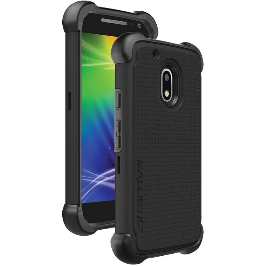 Ballistic TX1734-A06N Motorola G4 Tough Jacket Maxx Case