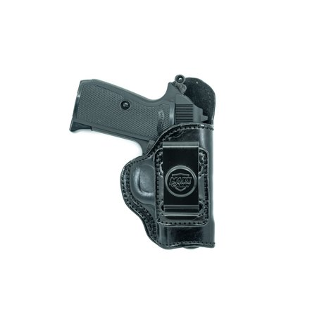 Maxx Carry Gun Holster For Bersa TPR9C 9mm. IWB Leather Holster Conceal (The Best Concealed Carry 9mm)