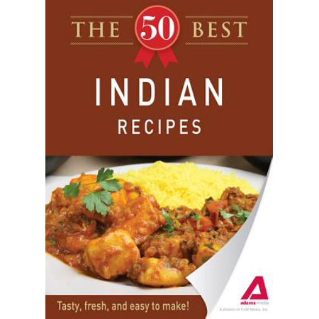 The 50 Best Indian Recipes - eBook