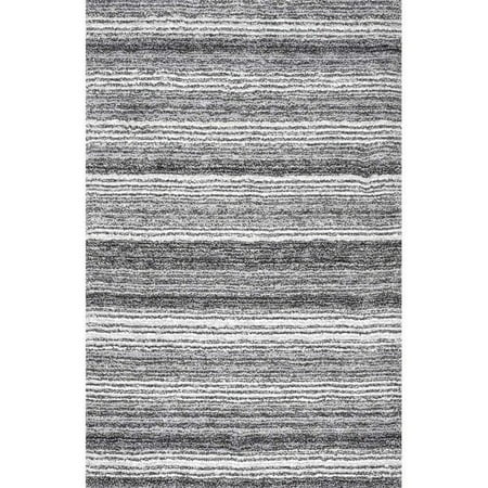 Nuloom Hand Tufted Classie Shag Area Rug Or Runner