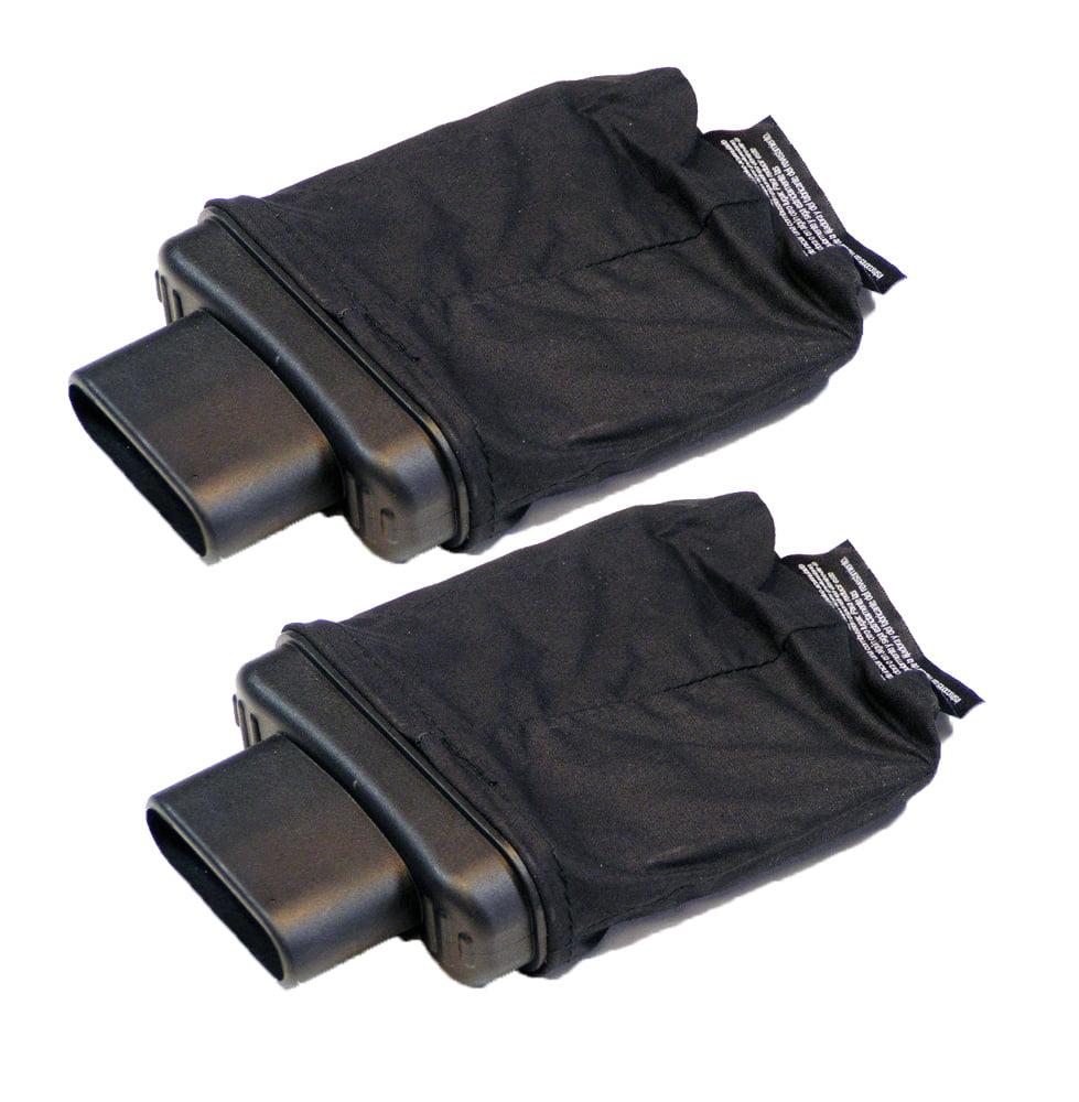 Black and Decker Random Orbit Sander Replacement (2 Pack) Dust Bag # 587299-00-2PK by Black and Decker