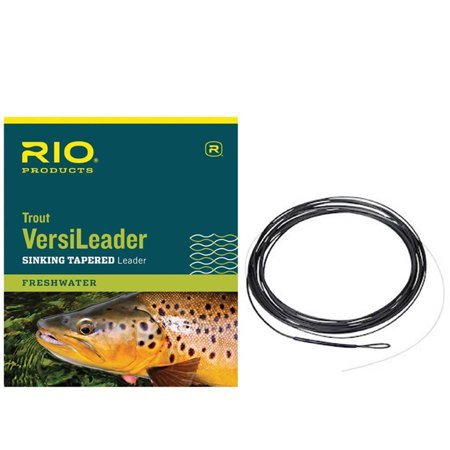 Rio Products Trout VersiLeader 7' 3.9ips ()