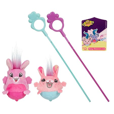 Furreal Friends Dizzy Dancers Dance Champs 2pk - BUNNY PACK, Furreal Friends Dizzy Dancers Bunny Pack By Hasbro Ship from US