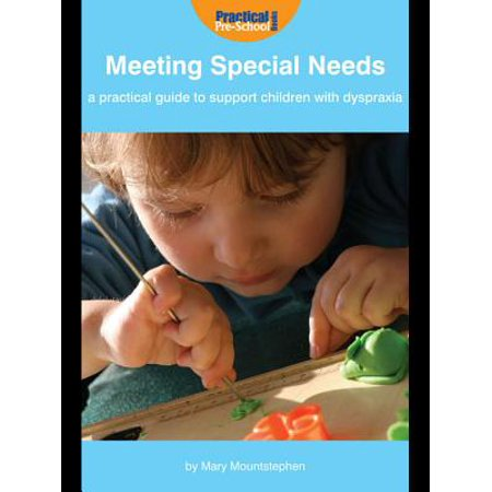 Meeting Special Needs A Practical Guide To Support Children With Dyspraxia Ebook Walmart Com