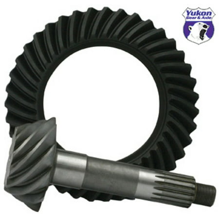 Yukon Gear High Performance Gear Set For GM Chevy 55T in a 3.38 -