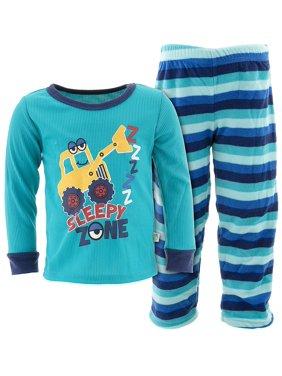 Duck Duck Goose Boys Sleepy Zone Pajamas
