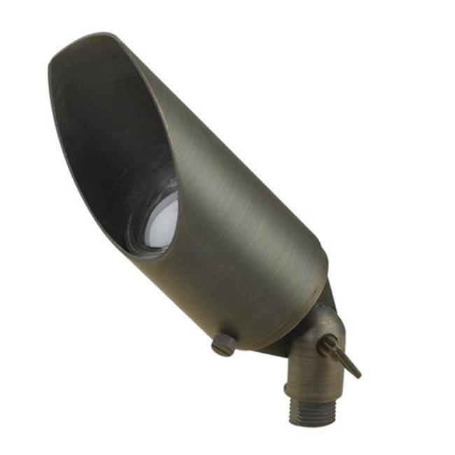 Lightcraft Outdoor FL-105B-LED-MR16-4. 5-3K-BZ Big Smoky Accent Liter
