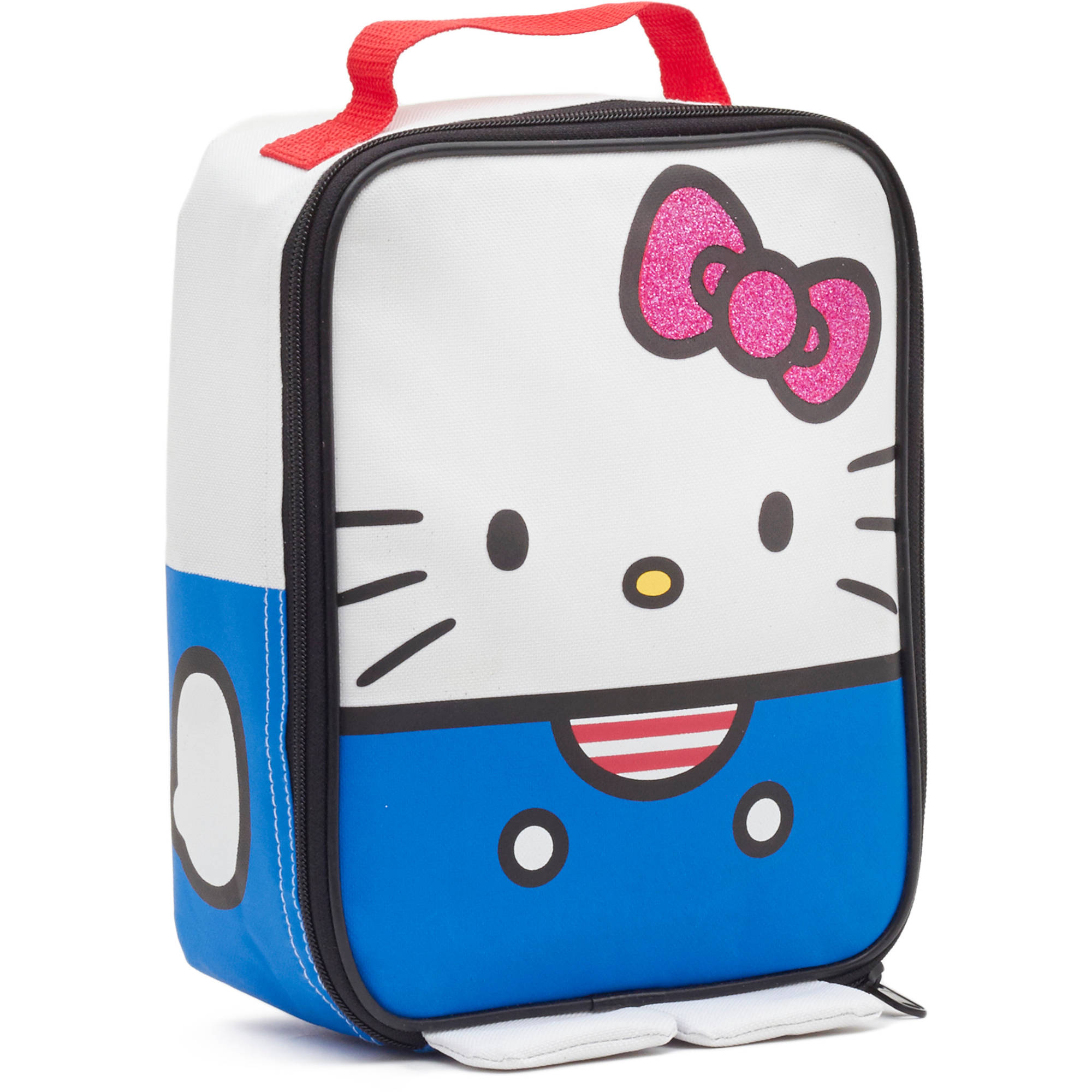 "Hello Kitty ""Red/White and Blue"" Lunch Kit"
