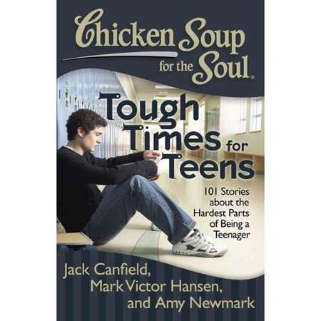 Chicken Soup for the Soul Tough Times for Teens: 101 Stories About the Hardest Parts of Being a Teenager  Chicken Soup for the Soul: Tough Times for Teens  supports and inspires teenagers during their most challenging times, reminding them they are not alone as they read stories from teens just like them with the same struggles. The teenage years are tough, and when bad things happen, the challenges can be overwhelming. Faced with illness, car accidents, loss of loved ones, divorces, or other upheavals, the obstacles to happiness can seem insurmountable. But these 101 stories describe the toughest teenage challenges and how other teens overcame them. This collection will encourage, comfort, and inspire teens, showing that, as tough as things can get, they are not alone.