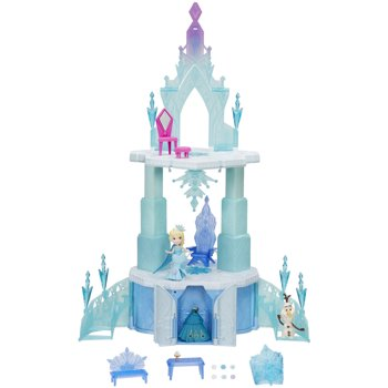 Disney Frozen Little Kingdom Elsa's Magical Rising Castle