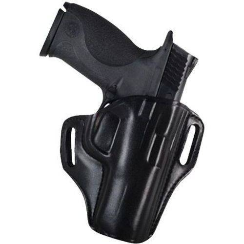 "Bianchi 25046 Remedy S&W M&P 9, 40, 45 with 4"" Barrel, Black Leather by BIANCHI INTERNATIONAL"
