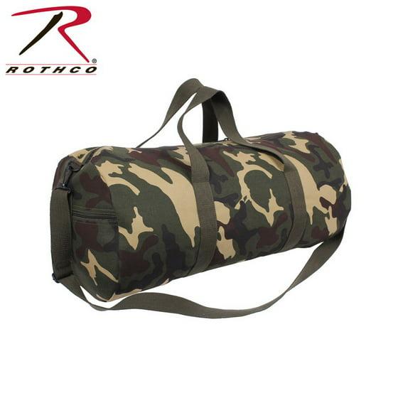 efb0c0f3f7 Rothco Canvas Shoulder Duffle Bag - 24 Inch