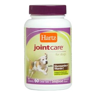 Hartz Joint Care F/dogs-60 Tabs