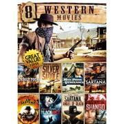 8-Movie Western Pack, Vol. 7 by Platinum Disc